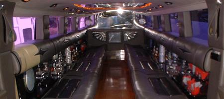 hummer-interior