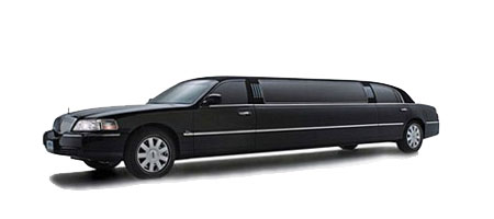 10 Passenger Stretch Limousines